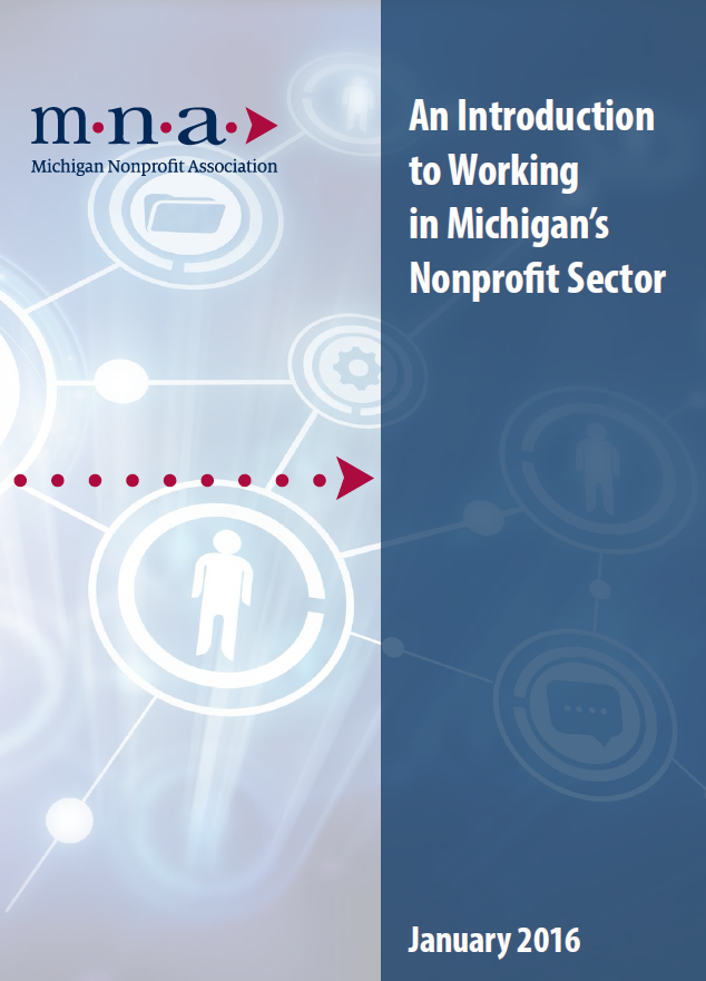 Introduction to Working in Michigans Nonprofit Sector